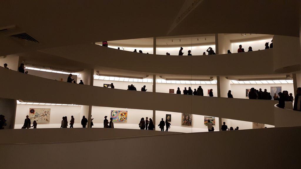 guggenheim museo arte