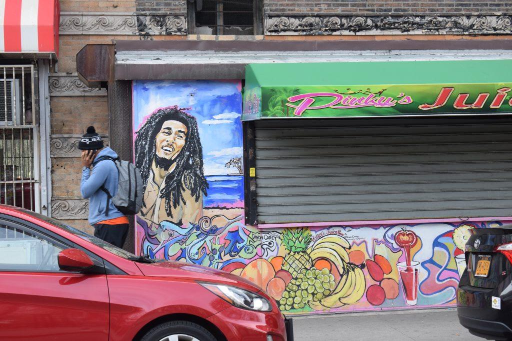 street art Bronx