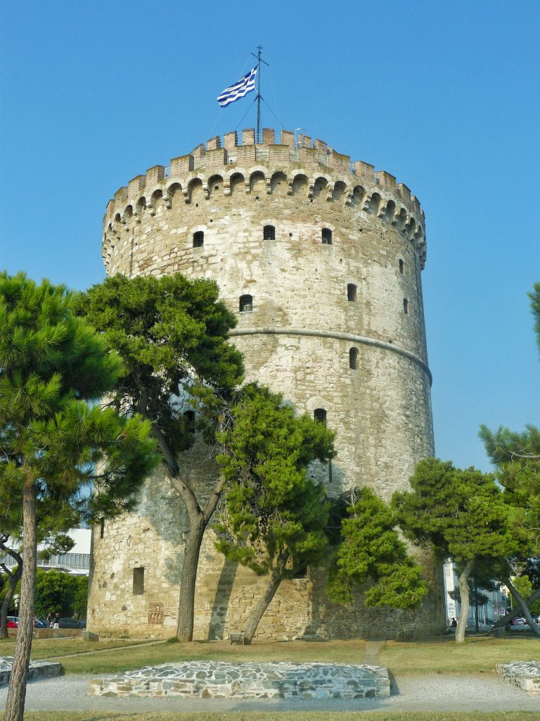 torre bianca salonicco