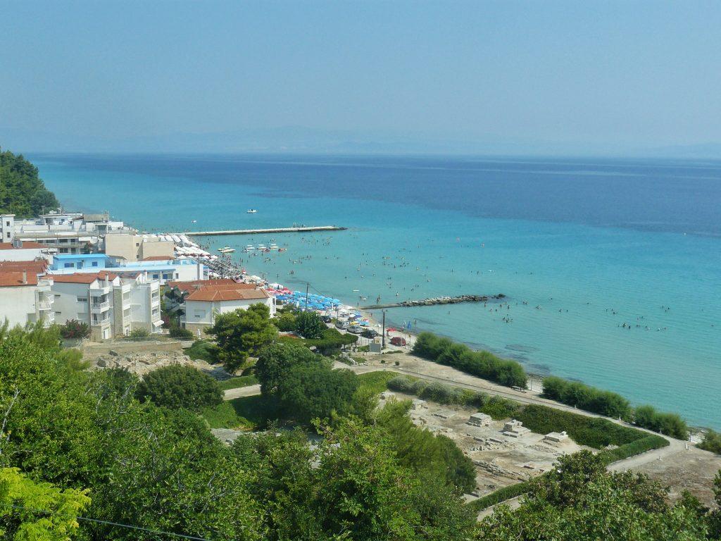 Kalithea Kassandra penisola calcidica