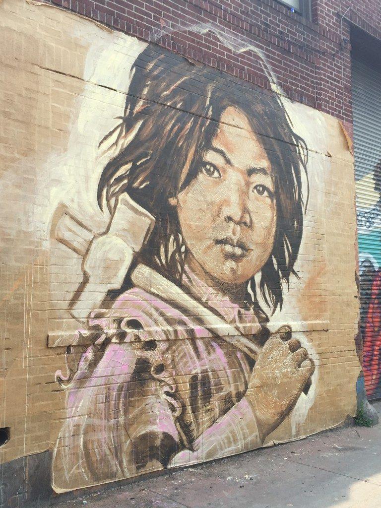 street art queens