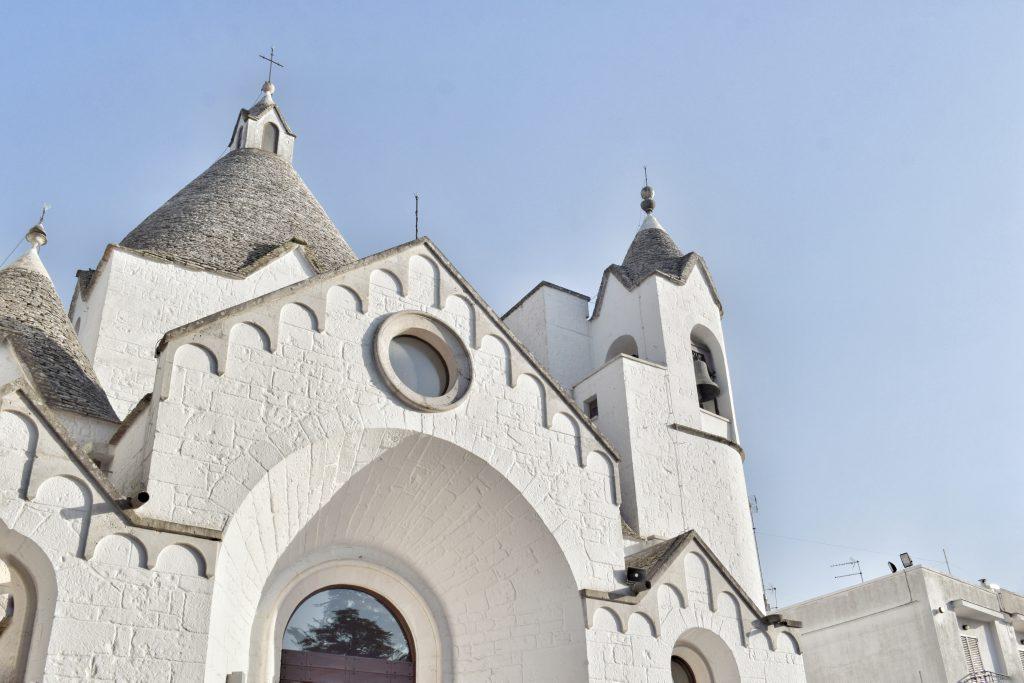Chiesa trullo