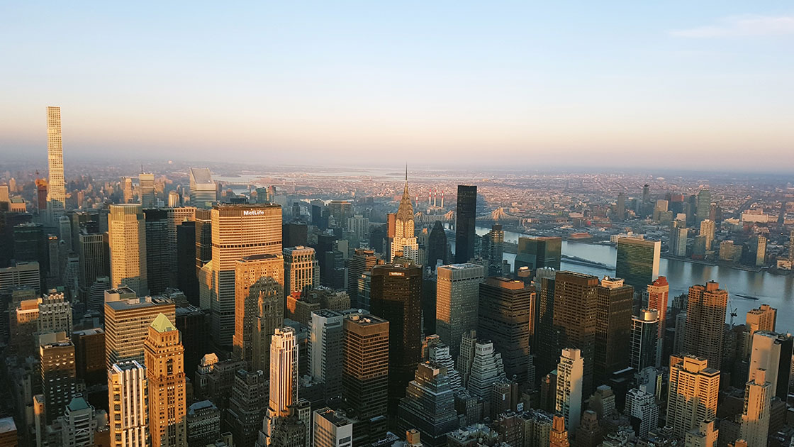 new york in sette giorni il mio itinerario di viaggio