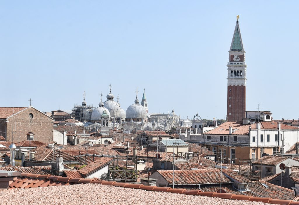 Venezia dall'alto gratis