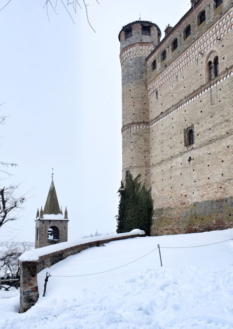 Castello Serralunga d'Alba