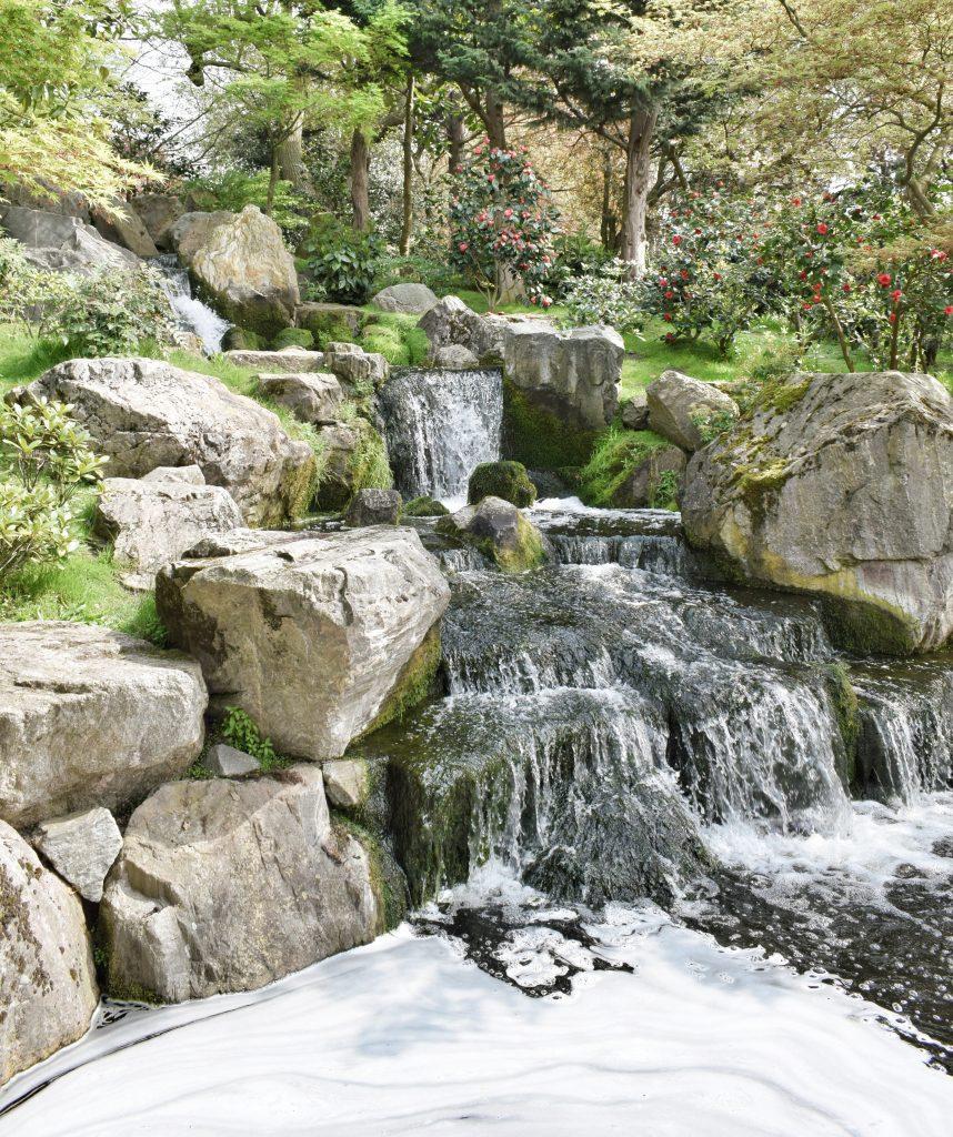 giardino giapponese Londra
