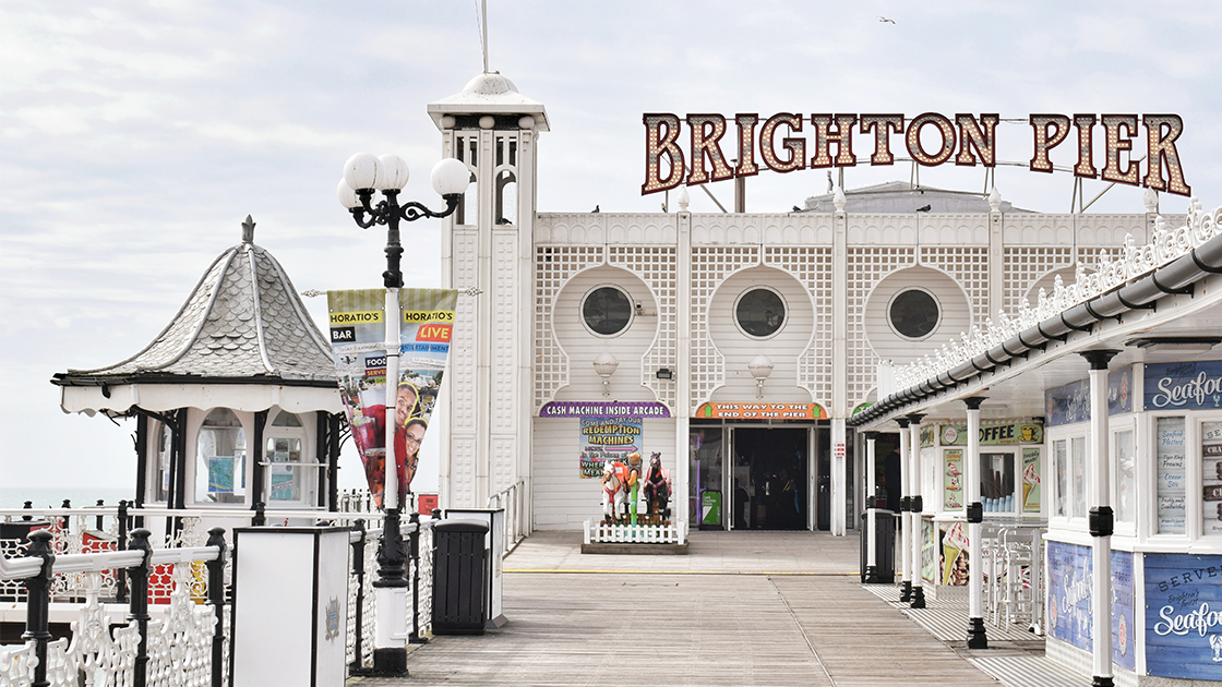 Brighton cosa vedere