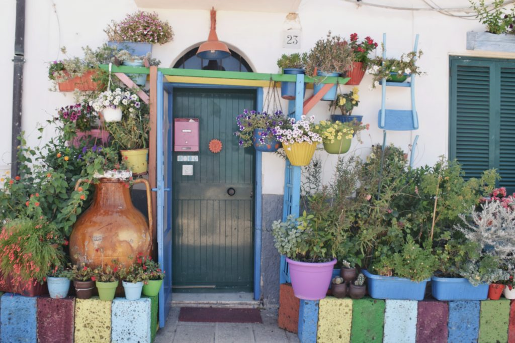 Bari porta famosa