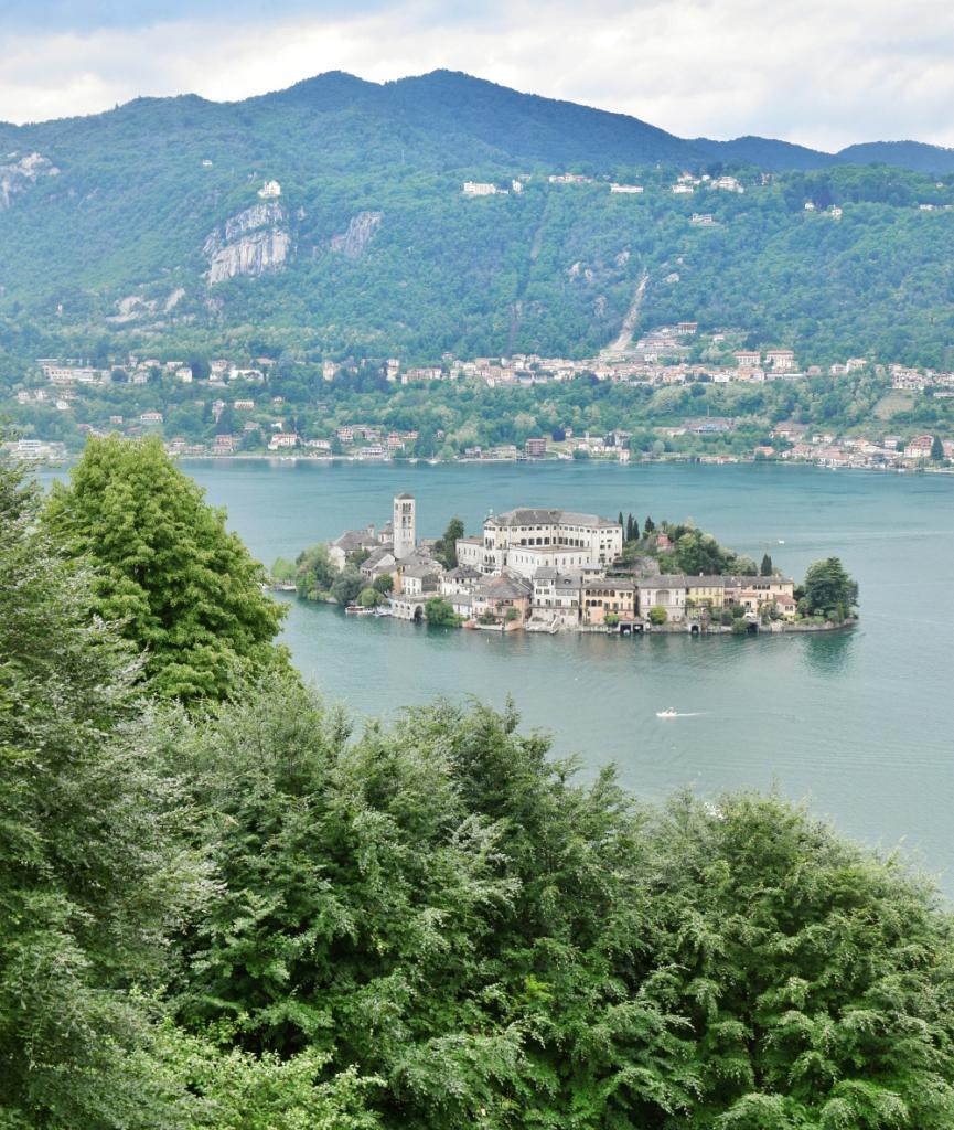 gita Lago d'Orta