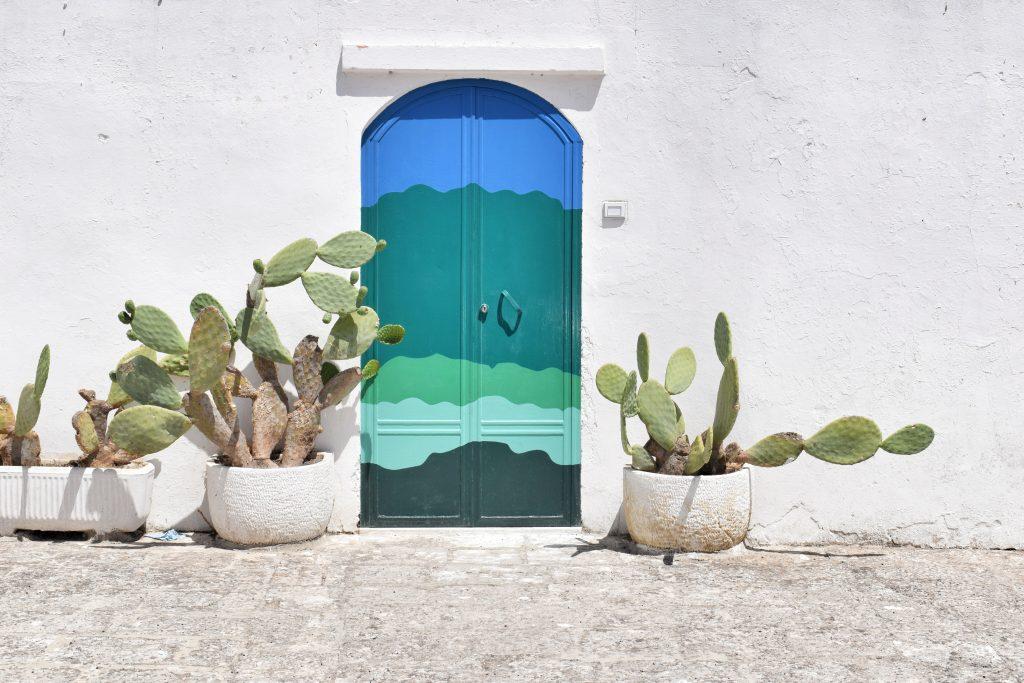 Ostuni porta