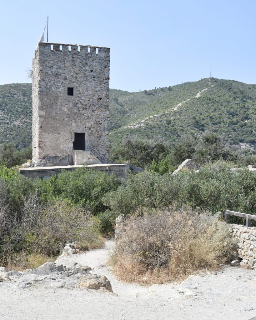 Torre dei Saraceni Varigotti