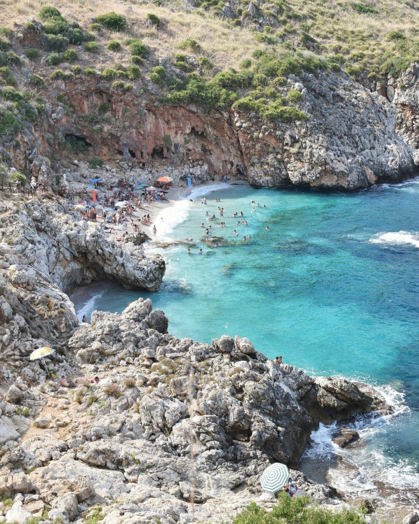 Riserva dello Zingaro spiagge