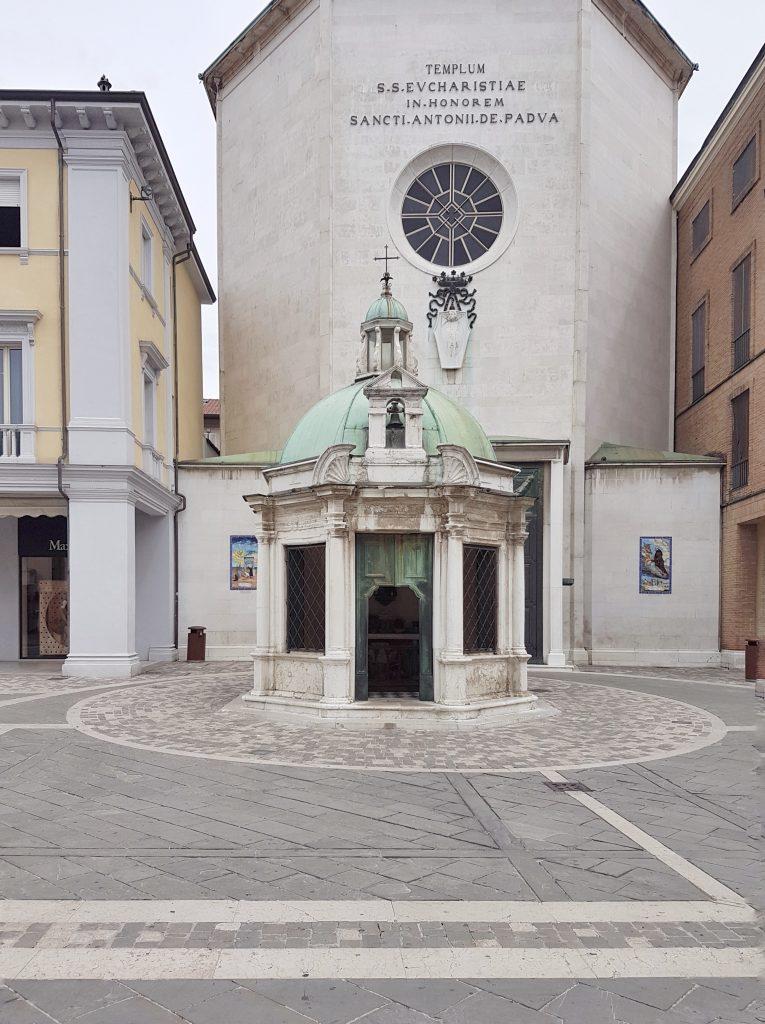 Piazza dei Tre Martiri Rimini