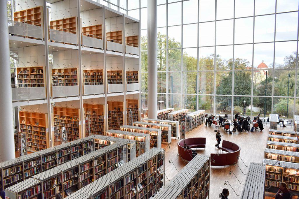 biblioteca Malmo