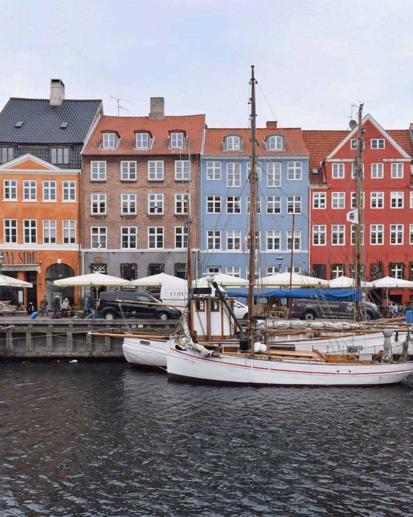 Nyhavn Copenaghen instagrammabile