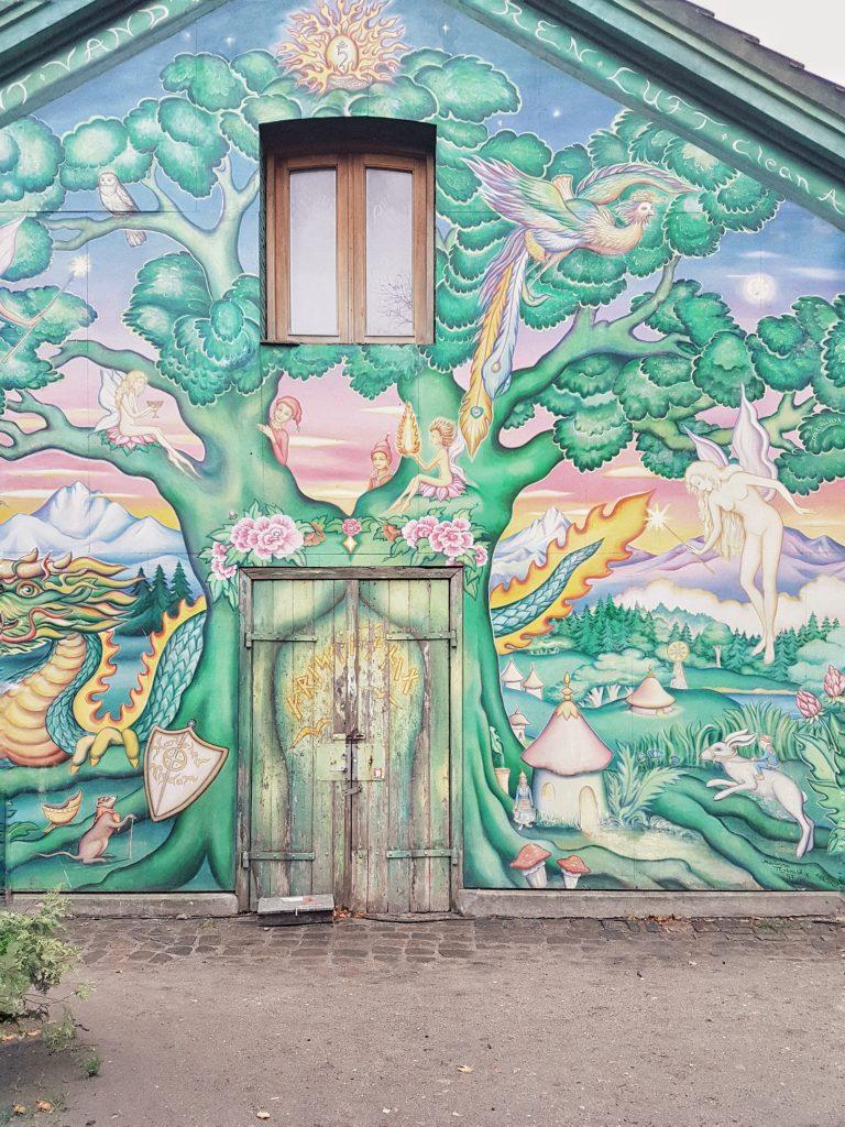 Christiania Copenaghen città libera
