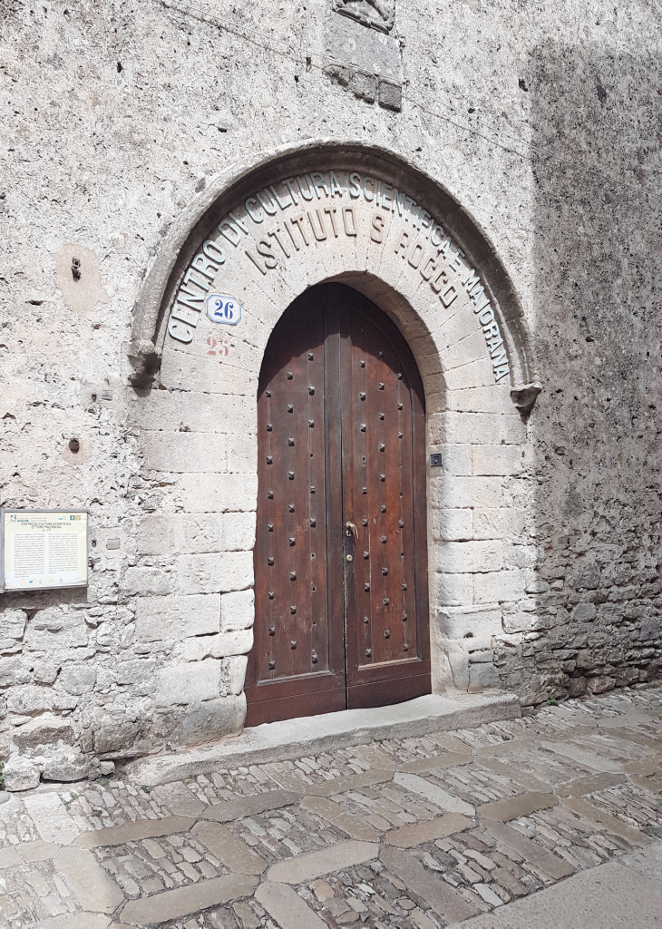 centro scientifico Erice