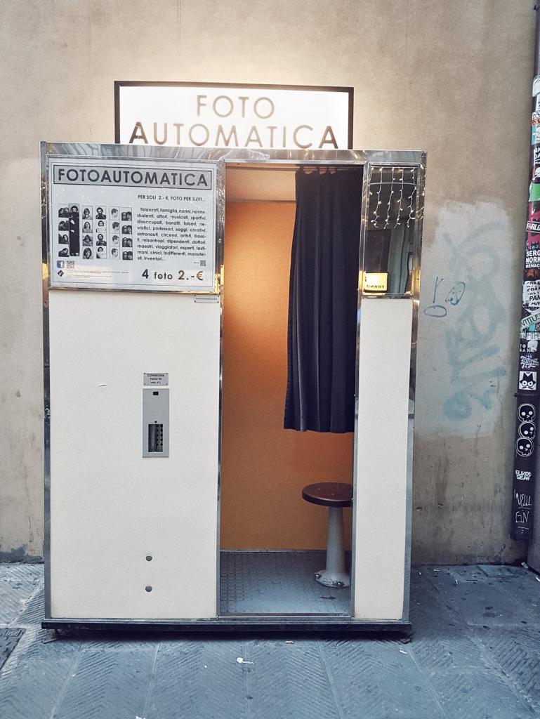 Foto automatica Firenze