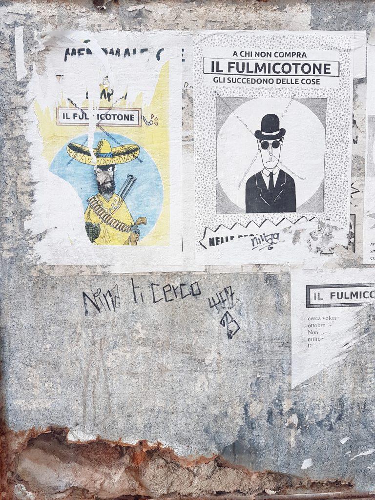 Il fulimicotone Lucca