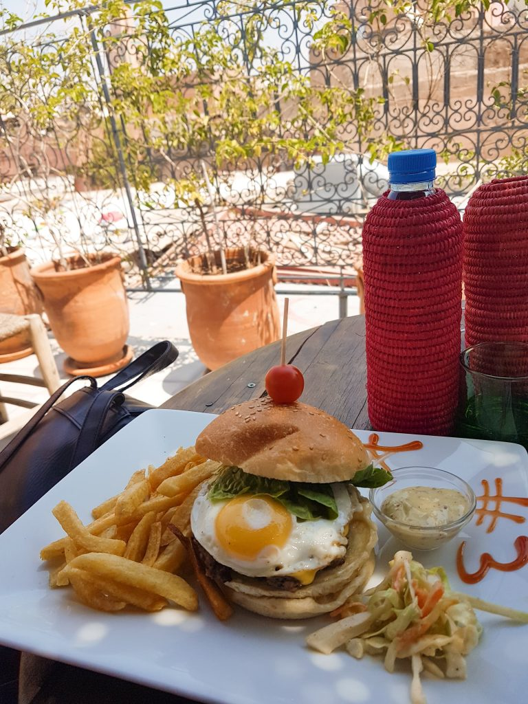 Beats Burger Marrakech