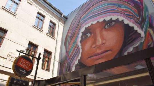 Quartiere ebraico di Budapest