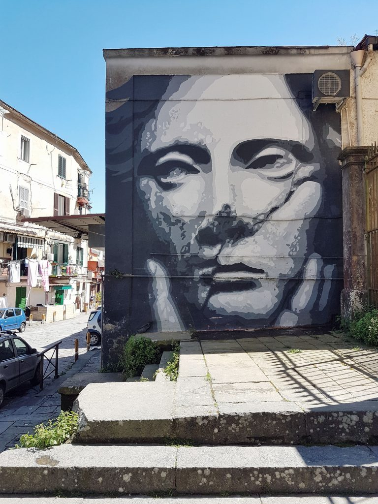 Mimmo Jodice street art
