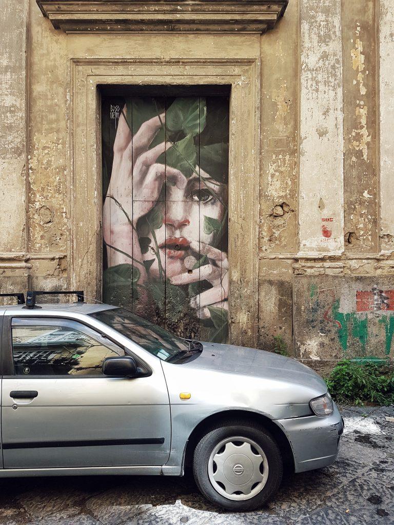 Giardino Liberato Napoli