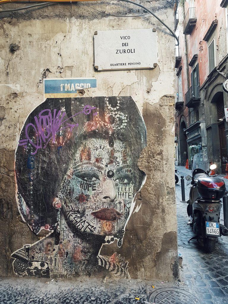 Sophia Loren street art