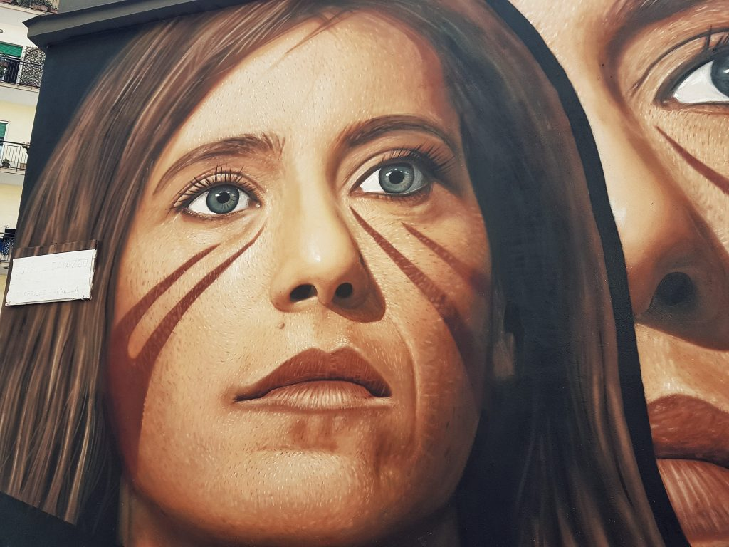 street art Ilaria Cucchi