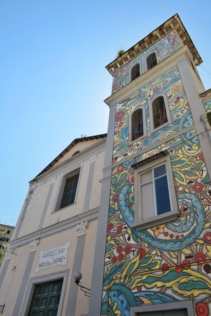 murales Rione Sanità