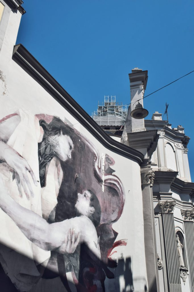 Street art Rione Sanità