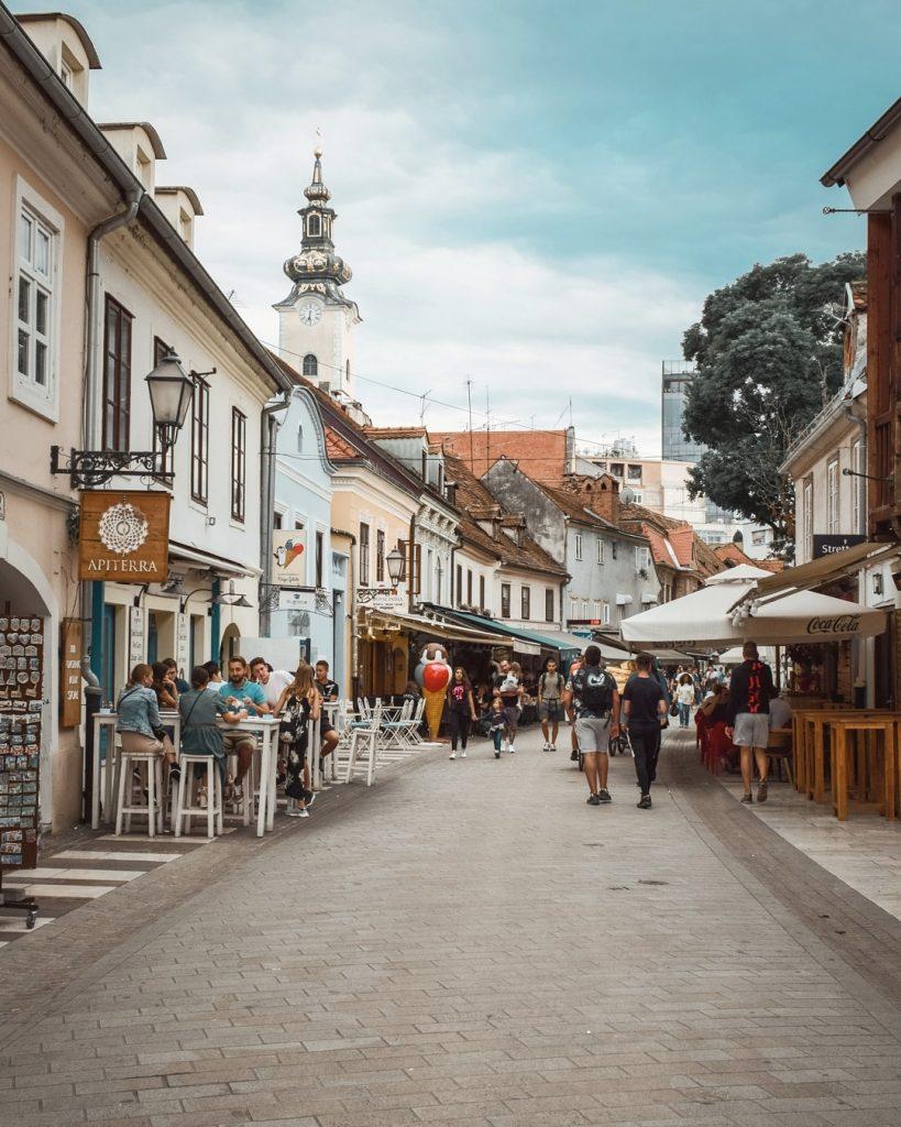 itinerario interrail Slovenia e Croazia