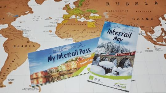 Interrail_itinerario