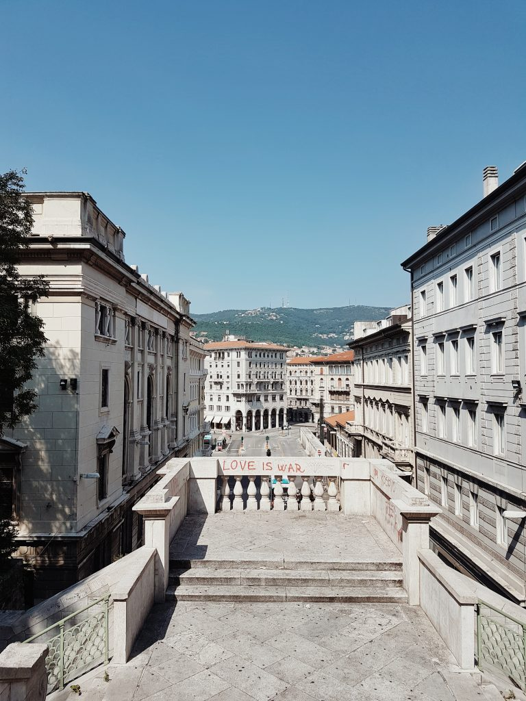 Trieste in un giorno