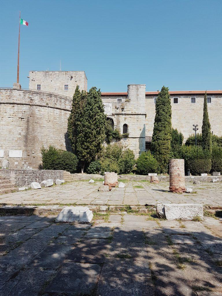castello di San Giusto Trieste