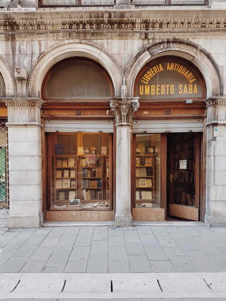 Libreria Saba Trieste