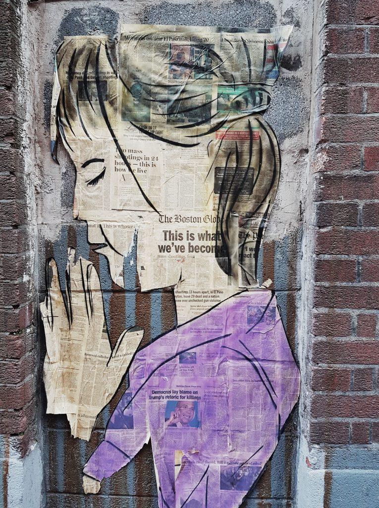 murales Dublino