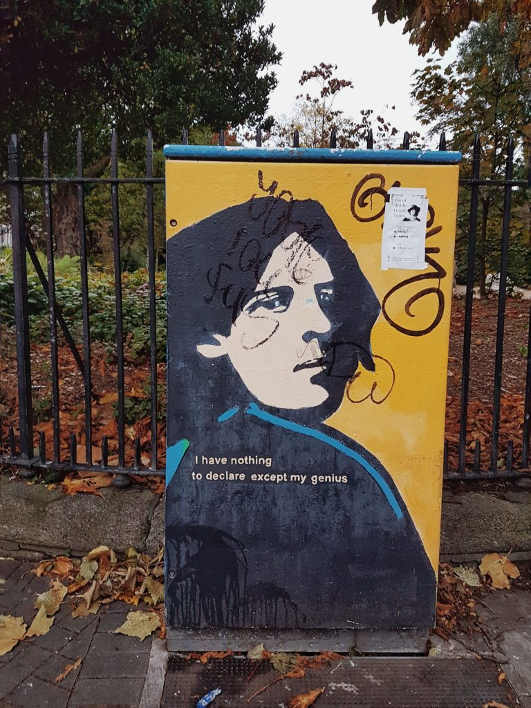 traffic boxes Dublino