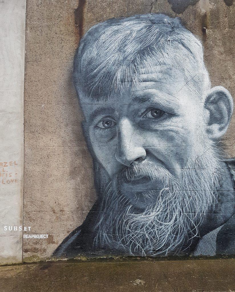 Subset street art