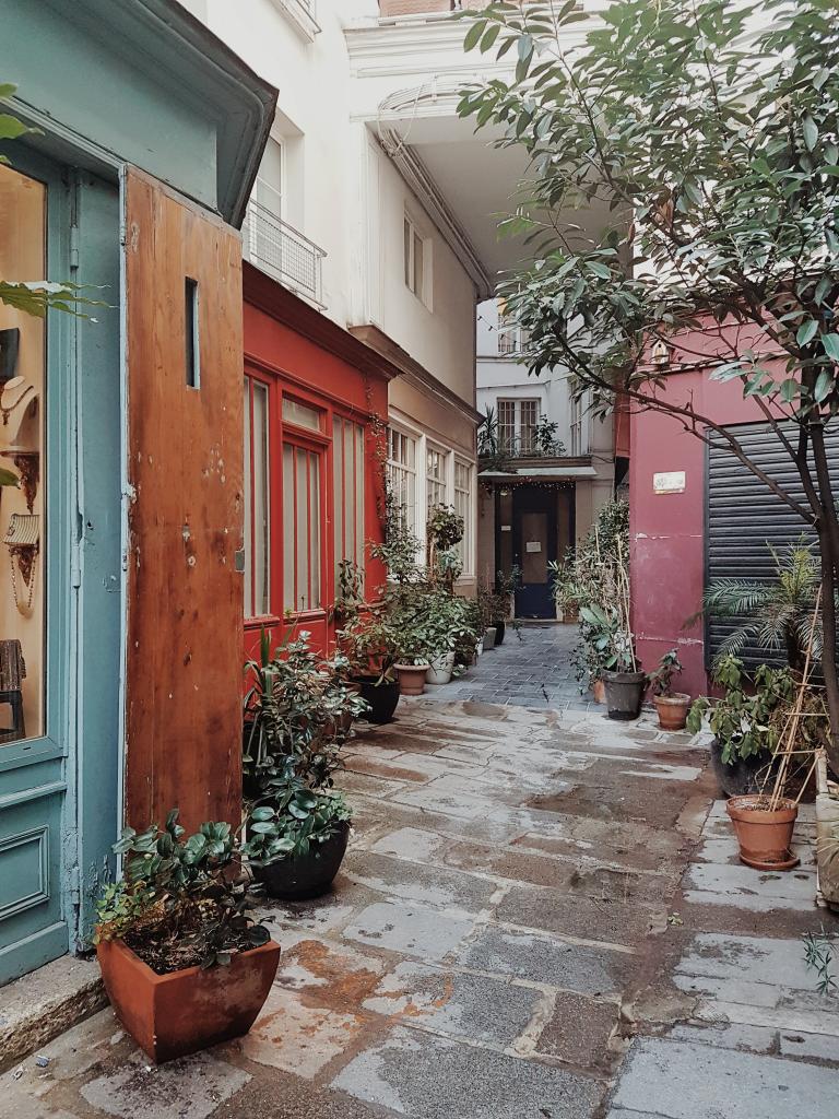 Passage couverts Parigi