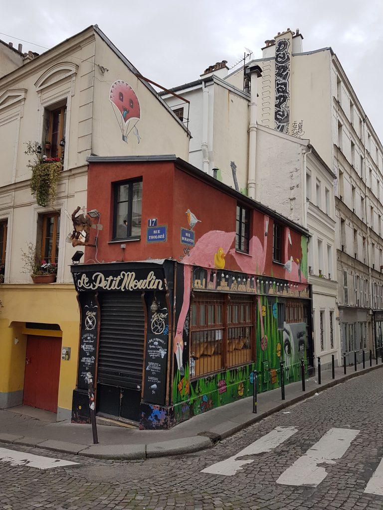 street art Parigi