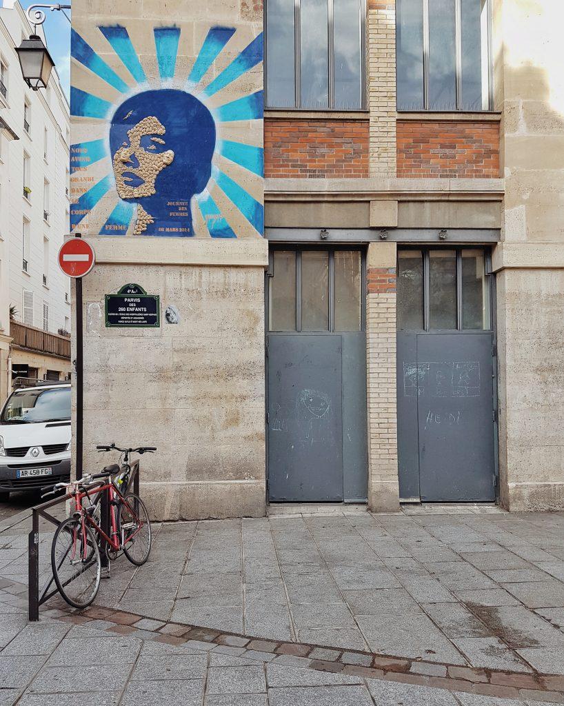 street art Marais