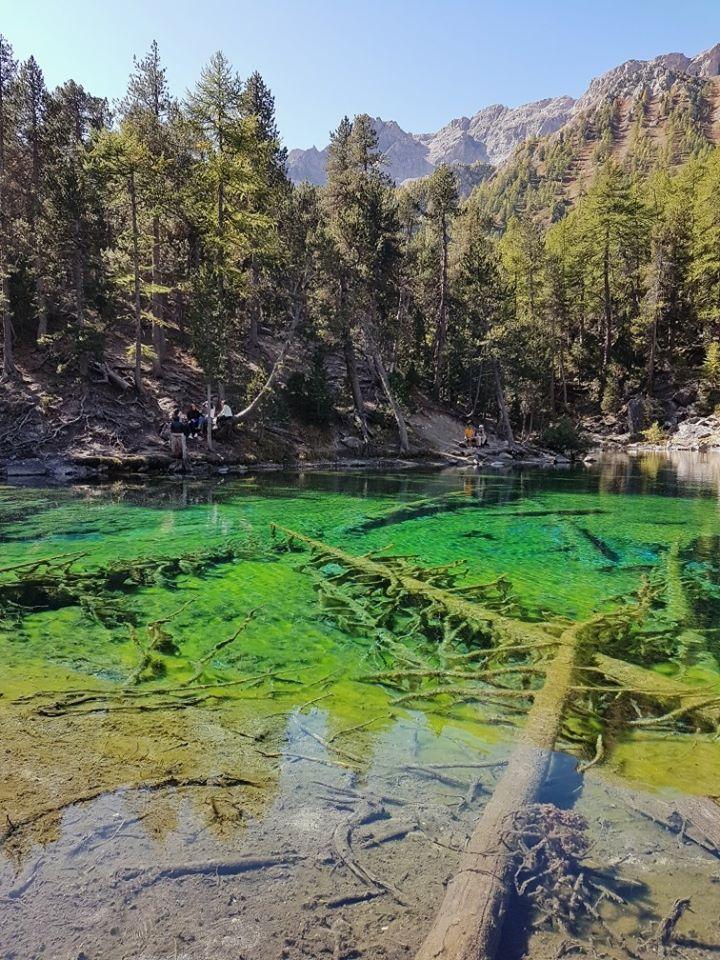 lago verde Piemonte