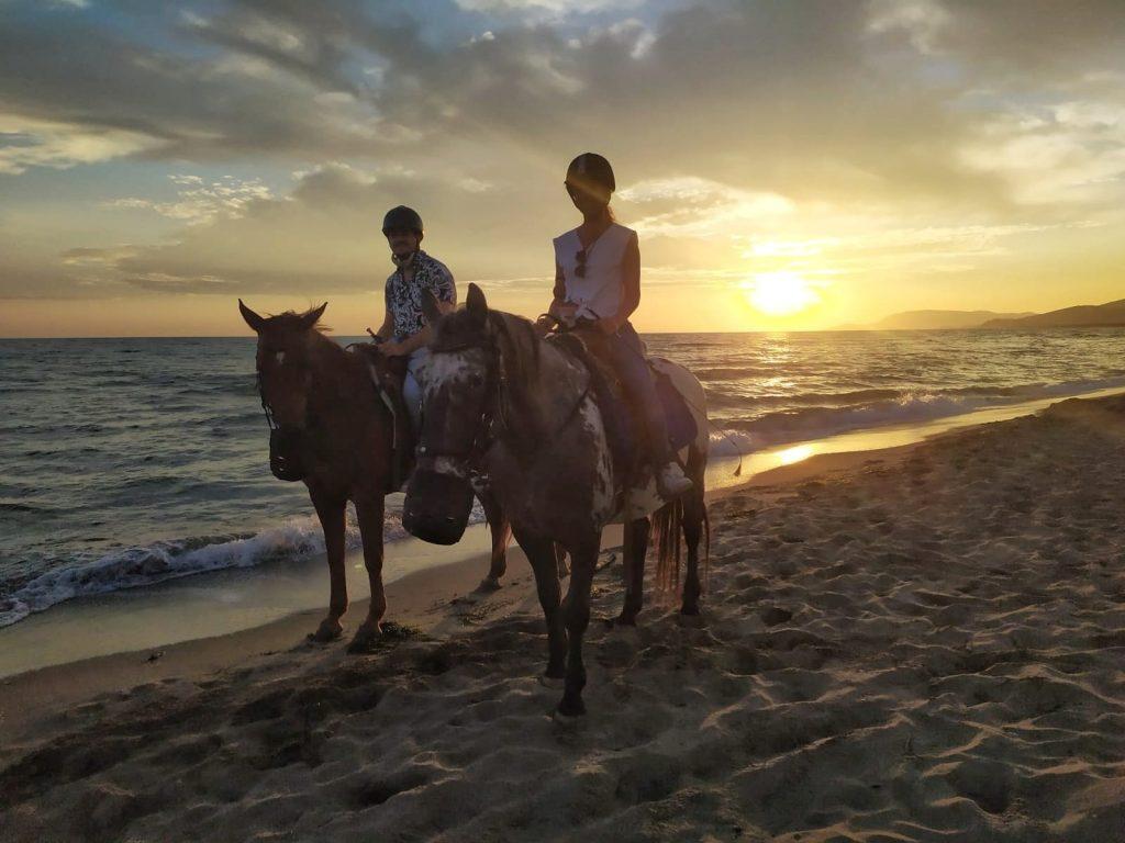 escursione cavallo Maremma