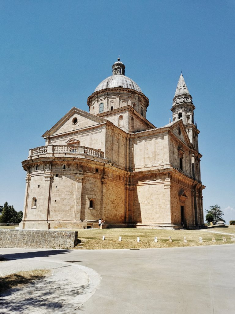 Chiesa di San Biagio Val d'Orcia