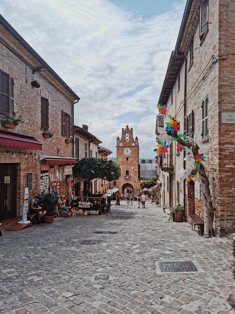 Gradara borgo